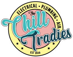 Chill Tradies logo